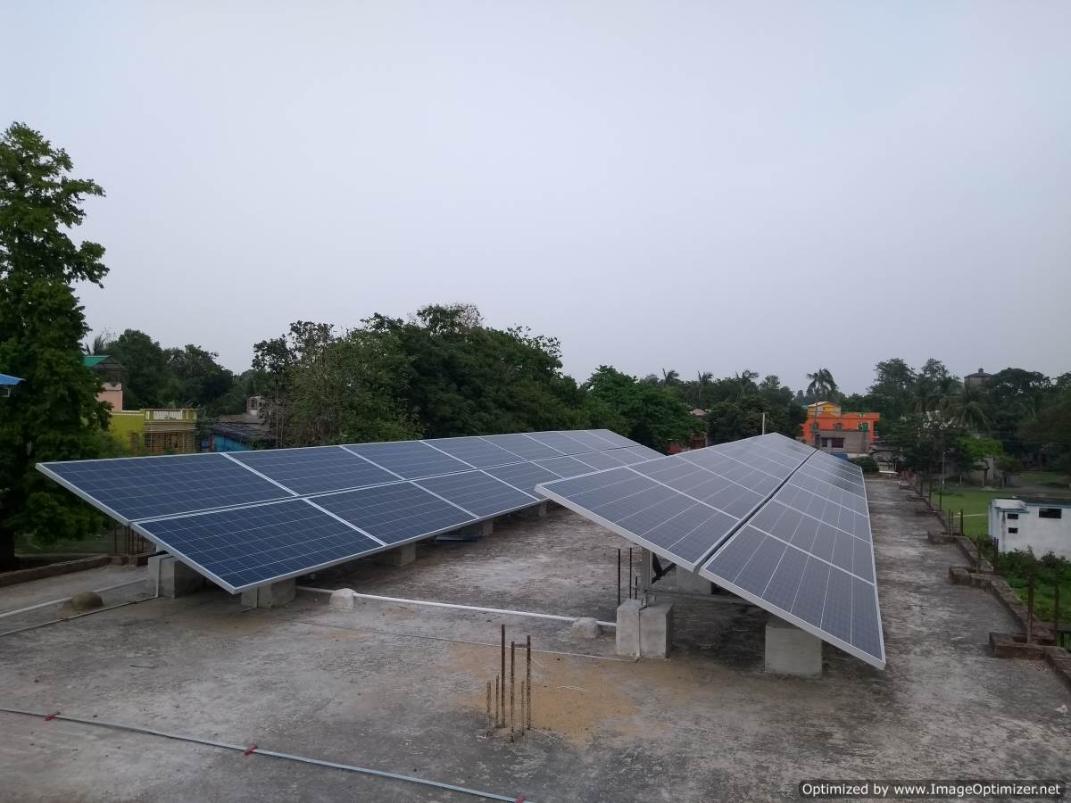 bhaskar solar industrial and communication